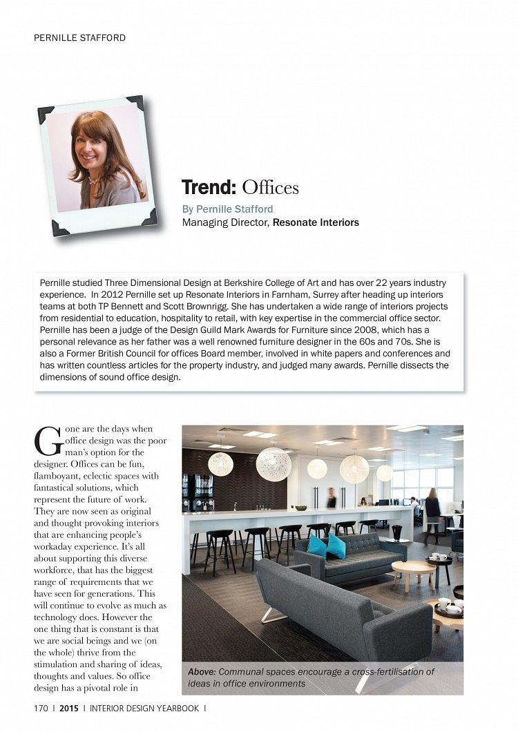 News resonate interiors for Newspaper articles on interior design